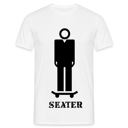 Skater T-shirt - Herre-T-shirt