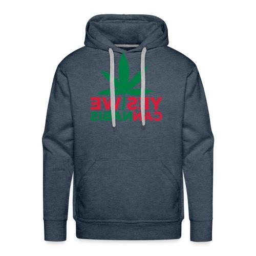 Pull a capuche - Sweat-shirt à capuche Premium pour hommes