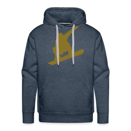vé style - Sweat-shirt à capuche Premium pour hommes