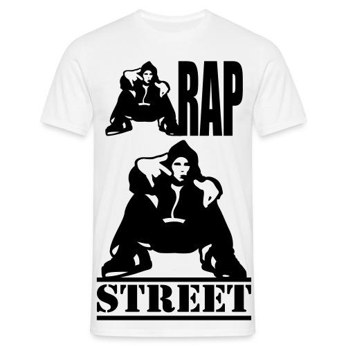 RAP T-SHIRT - T-shirt herr