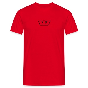 Red Standard Westone Bird - Men's T-Shirt