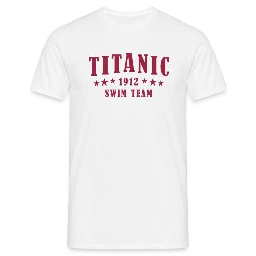 Titanic men's t-shirt - Men's T-Shirt