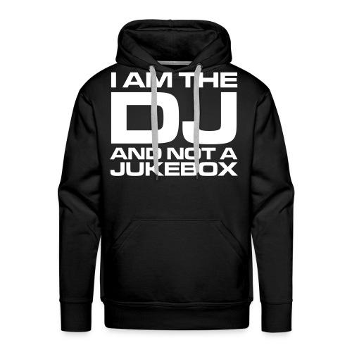 The DJ - Premiumluvtröja herr