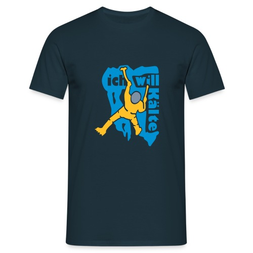 Kletter T-Shirt - Männer T-Shirt