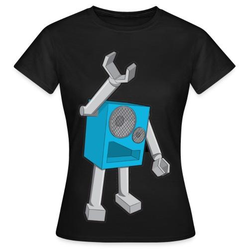 SpeekaBotBlue Women's Dark Classic T-Shirt - Women's T-Shirt