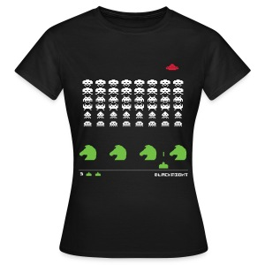 Women's Space Invader - Economy - Women's T-Shirt