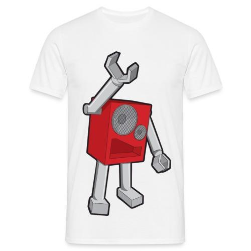 SpeekabotRed Men's Classic T-Shirt - Men's T-Shirt