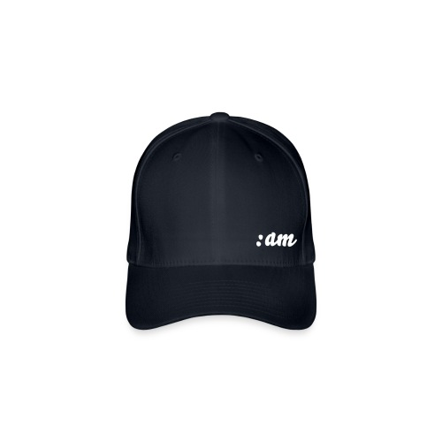 NOWAX solution front/back printed Cap - Flexfit Baseball Cap