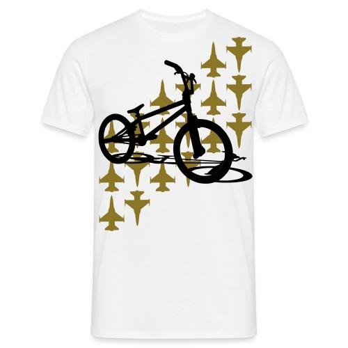 bmx - T-shirt herr