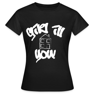 I'll House You Women's Classic Dark T-Shirt - Women's T-Shirt