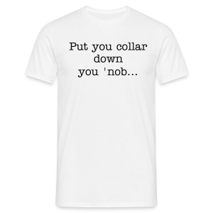 'nob... - Men's T-Shirt