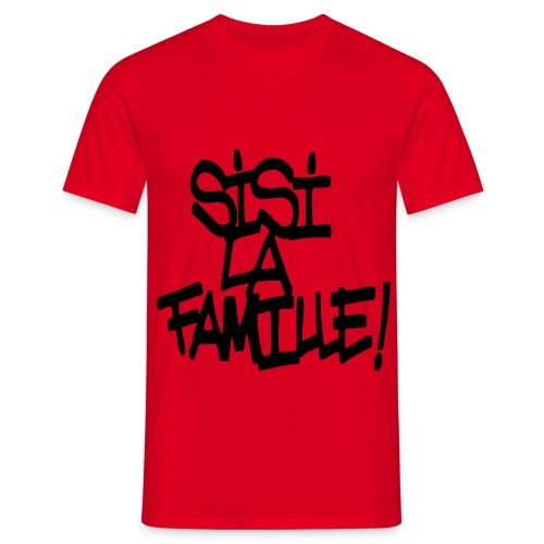 Sisi la famille - T-shirt Homme