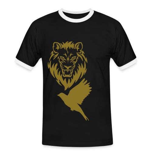 FBGSD1 - Männer Kontrast-T-Shirt