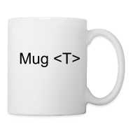 Mugs & Drinkware ~ Mug ~ C# mug of T