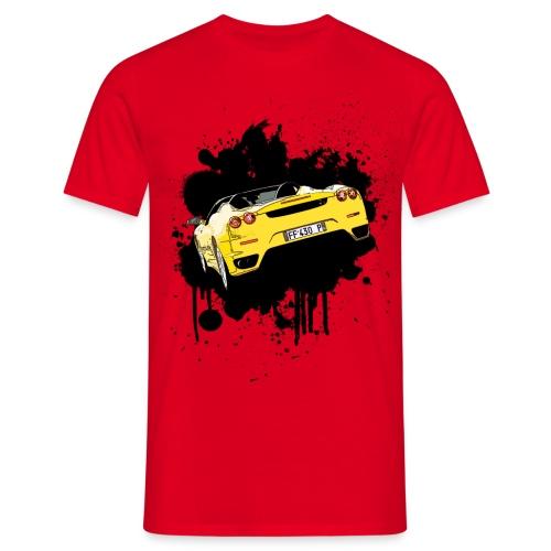 Men's T-Shirt - car