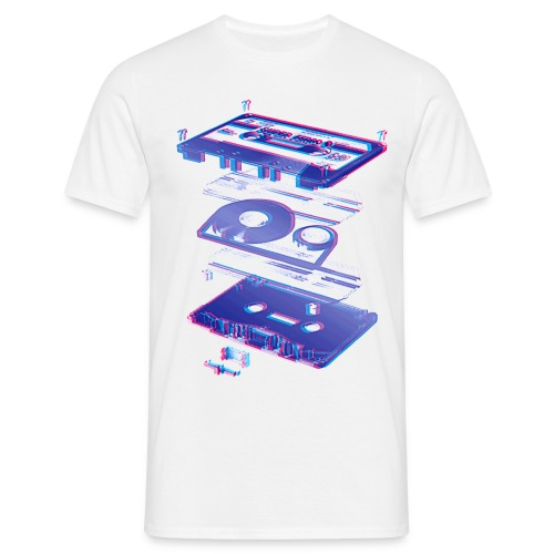 funking tape - Men's T-Shirt