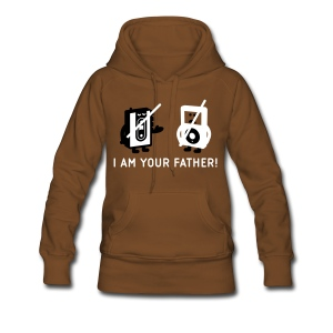 I am your Father - Frauen Premium Hoodie
