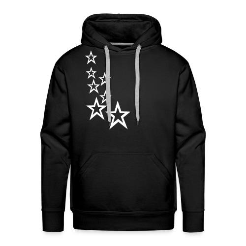 Star Hoodie - Men's Premium Hoodie