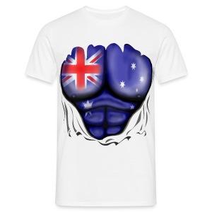 Fanshirt Australien - Männer T-Shirt