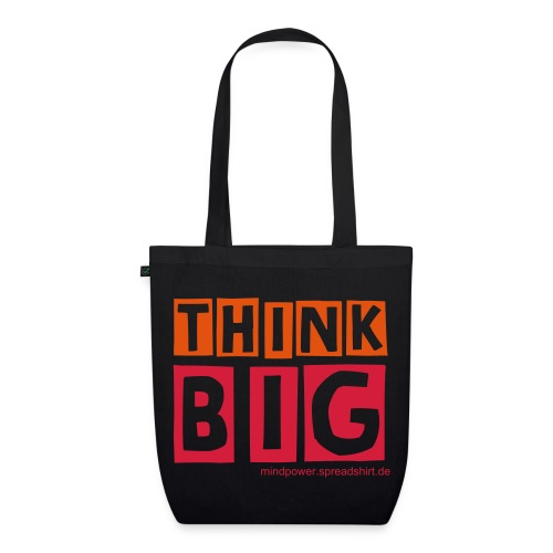 ThinkBig - Earth Positive Tote Bag - EarthPositive Tote Bag