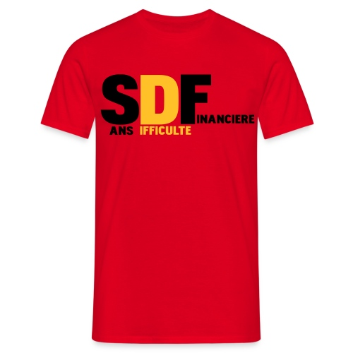 SDF - T-shirt Homme