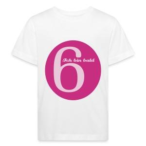 Bald 6-Shirt - Kinder Bio-T-Shirt