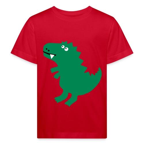 Drachen-Shirt - Kinder Bio-T-Shirt