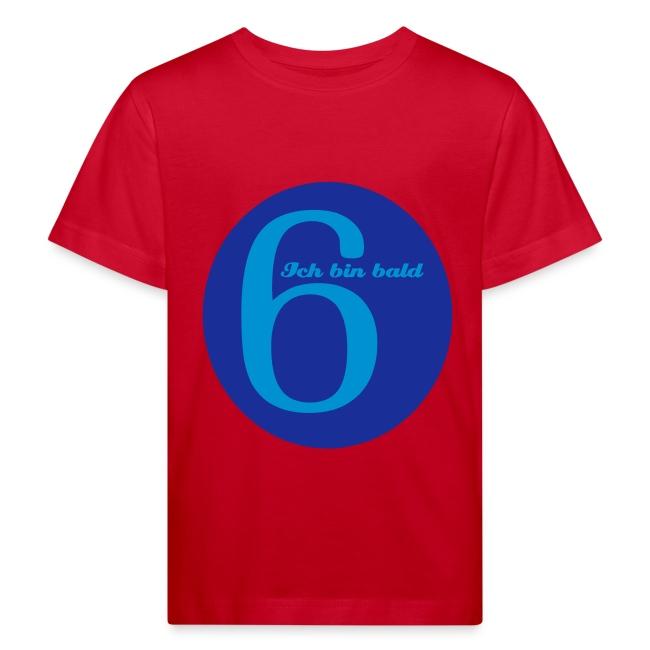 Bald 6-Shirt