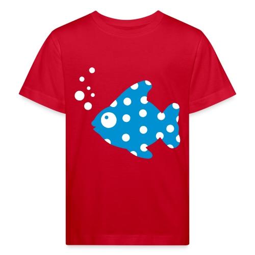 Fisch-Shirt - Kinder Bio-T-Shirt