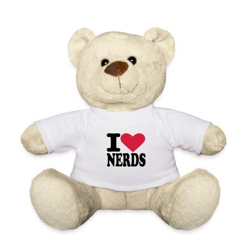 I love Nerds - Teddy