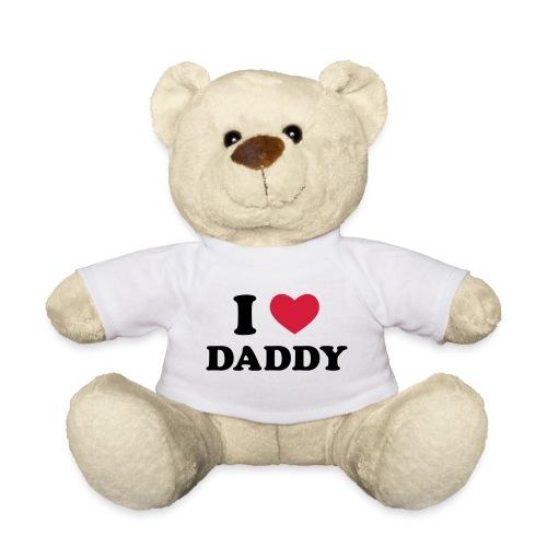 I love Daddy - Teddy
