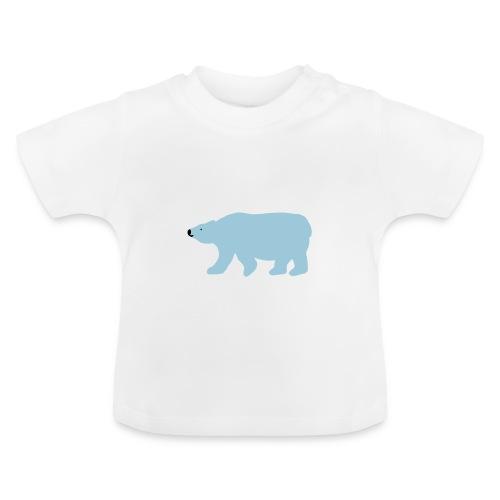 Eisbär-Shirt - Baby T-Shirt