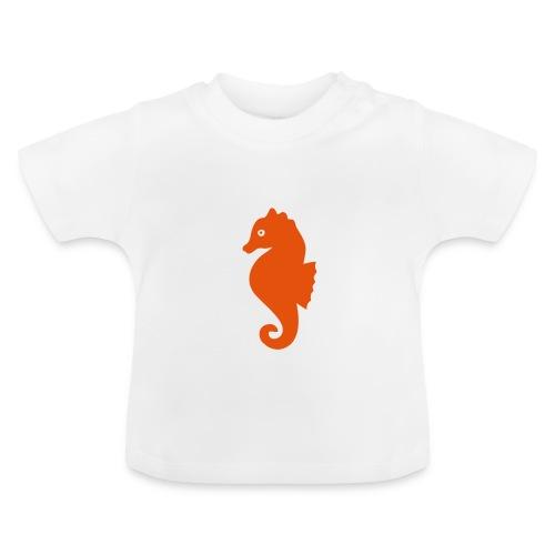 Seepferdchen-Shirt - Baby T-Shirt