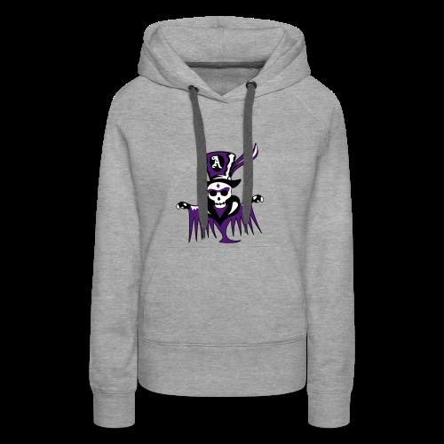Voodoo-Purple - Women's Premium Hoodie