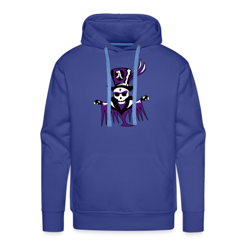 Voodoo-Purple - Men's Premium Hoodie