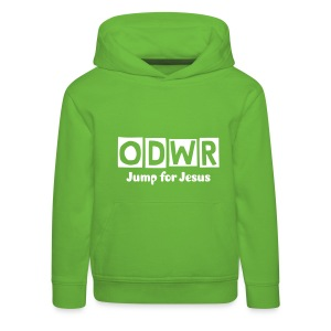 Womens Hoodie (change the colour and song lyrics) - Kids' Premium Hoodie