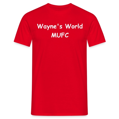 Waynes World - Men's T-Shirt