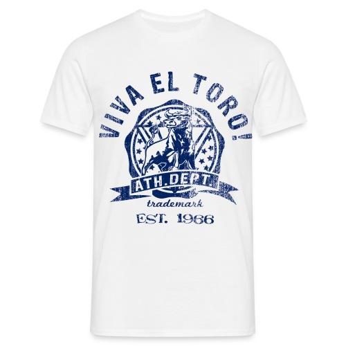 VIVA EL TORO! ATHLETIC DEPT. - Men's T-Shirt
