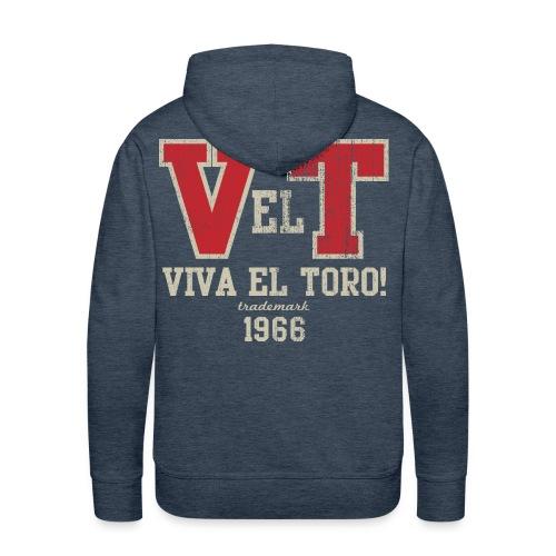 VIVA EL TORO! Collegiate Bulls - Men's Premium Hoodie