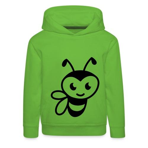 de bijen kolonie - Kinderen trui Premium met capuchon