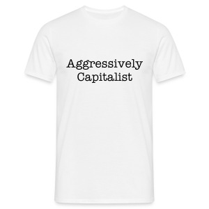 Our flagstone T-shirt.  Wear it to interview and get the job! - Men's T-Shirt