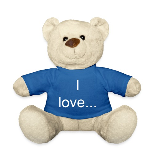 Fun-Shirt - Teddy