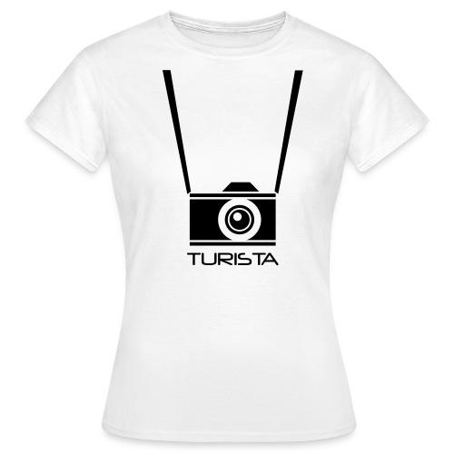 Frauen Shirt - Turista - Frauen T-Shirt