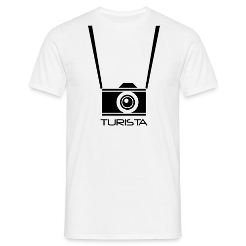 Männer Shirt - Turista - Männer T-Shirt