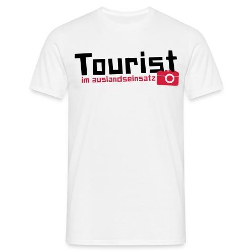 Männer Shirt - Auslandseinsatz - Männer T-Shirt