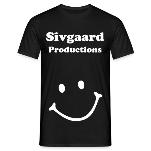 Sivgaard Productions t-shirts mænd - Herre-T-shirt