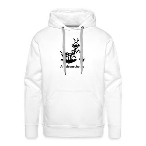 Kapuzenpullover für Männer. Ameisenscheiße - Männer Premium Hoodie