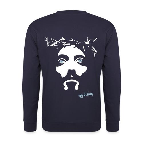 Jesus - My Vision - Männer Pullover