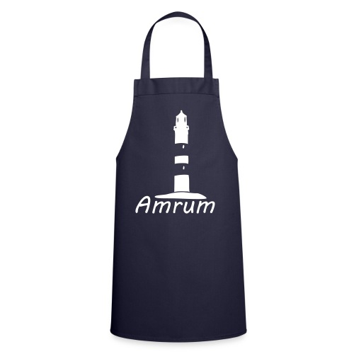 Amrumer Leuchtturm - Kochschürze