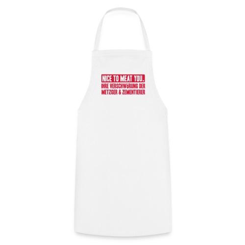 GD Schürze VMZ - Kochschürze